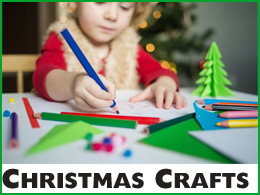 Christmas craft and activity