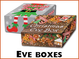 Christmas Eve Boxes